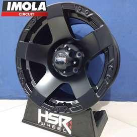 Pelek Mobil Ring 15 Expander HSR RASTA R15x8 Lobang 5x114,3 Terios