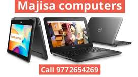 Dell hp lenovo laptops cor i 3 i 5 i 7 processor intel 4 gb ty g g f f