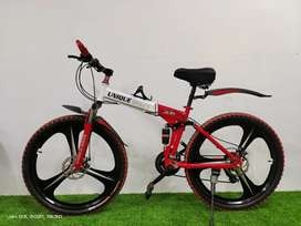 Imported bicylce 21 gears door step delivery