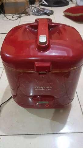 Magic Jar YONG MA penghangat nasi