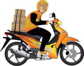 Dicari driver/kurir motor untuk kirim daging ke resto2