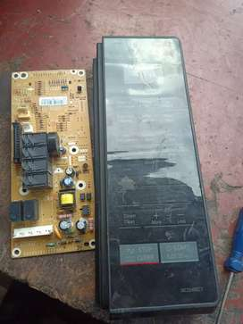 Microwave oven repair and service