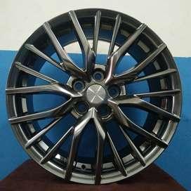 Velg mobil Mitsubishi xpander ring 18   HSR Wheels surabaya