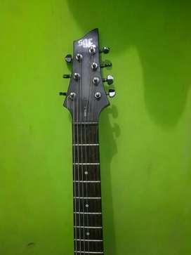 Gitar Bekas schecter Omen 7 Elektrik