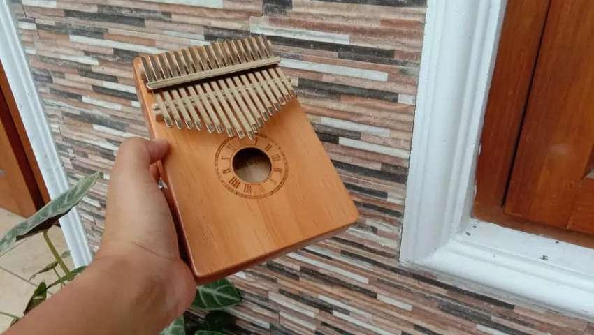 Kalimba piano petik 0