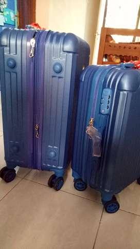 Jual koper travel bekas pakai umroh