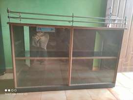 Counter table with glass sale at very low price