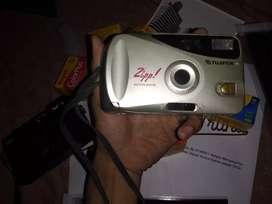 Kamera analog fuji zipp