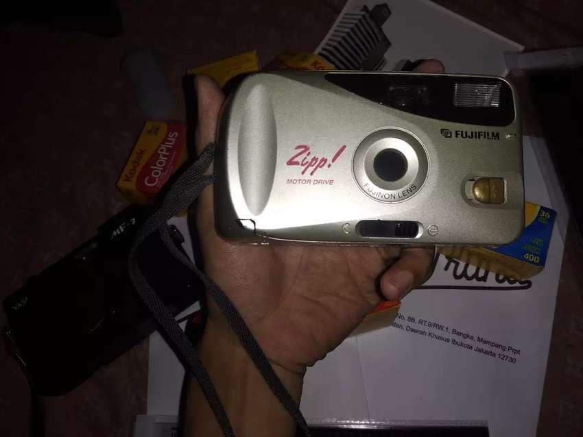 Kodak kamera analog fuji zipp 0