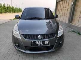 Dp 10 jt.! kredit murah Suzuki New Swift GX matic 2014 New look.!