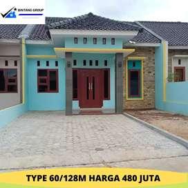 Rumah komersil cluster firdaus