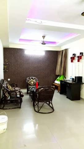 Semi furnished flat available on rent at Kanadia road bengali square