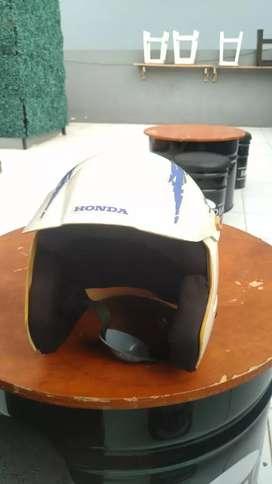 Helm jadul nsx honda