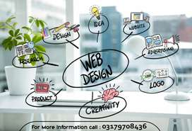 Website Design PKR 10,000
