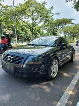 Audi TT MK1 1.8 Turbocharged Manual