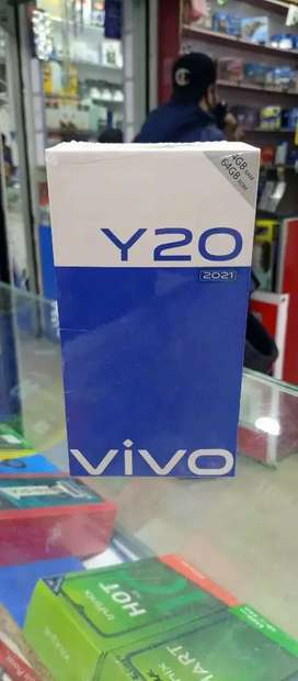 Vivo Y20 Box Pack