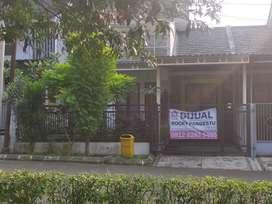 Dujual rumah bagus siap huni perumahan Kebun Raya Residence