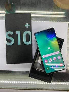 BUY SAMSUNG S10 PLUS / 128GB WITH BILL AND ALL ACCESSORIES NO EXCHANGE