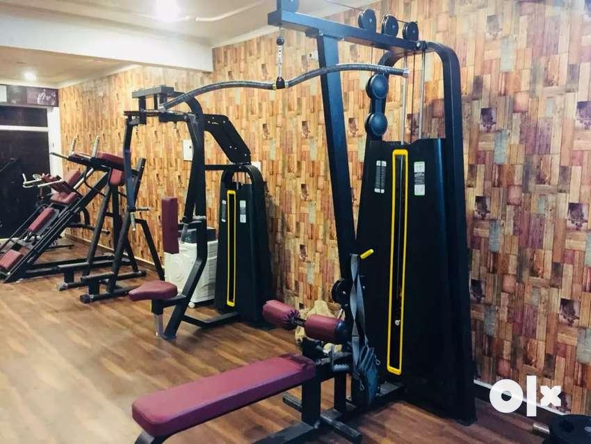 Gym setup New full commercial 0