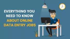 Data entry job laptop computer must