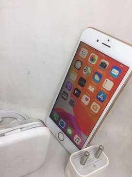 Iphone 6s 64GB ROSE GOLD COLOUR WITHOUT USED**