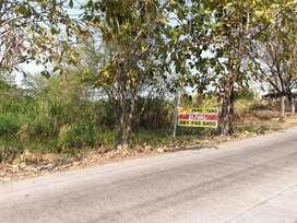 Tanah Siap Bangun Di Gunung Pati Semarang
