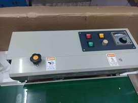 packing machine heat seal with Batch and Expiry Printing