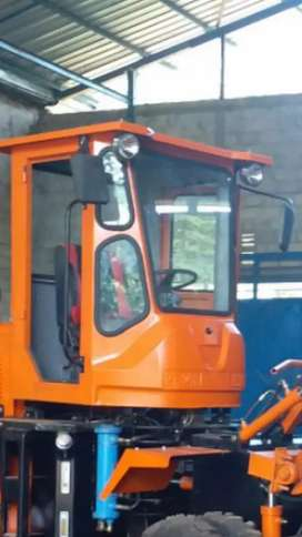 Cabin / body traktor modifikasi