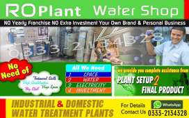 RO Plant Water Shop