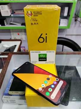 Sky mobiles Realme 6i mobile 6gb ram 64gb ROM memory