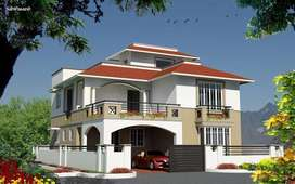 Independent Houses For Sale At Duvvada With Fully Gated Community