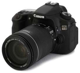 Canon 60d with full Accessories