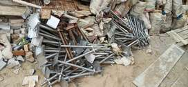 Jack base scaffolding T60 cm#324#