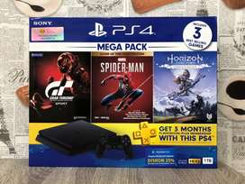 PS4 Slim 1TB Bundle Megapack 3