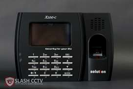 Finger Print / Mesin Absensi Solution X100C