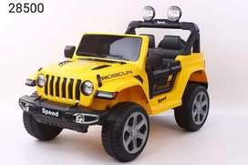 New kids Electric Jeep Baby Ride on toy