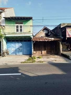 Dijual Tanah dan Bangunan (SHM)