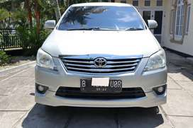Toyota Grand New Kijang Innova 2.0 V 2012