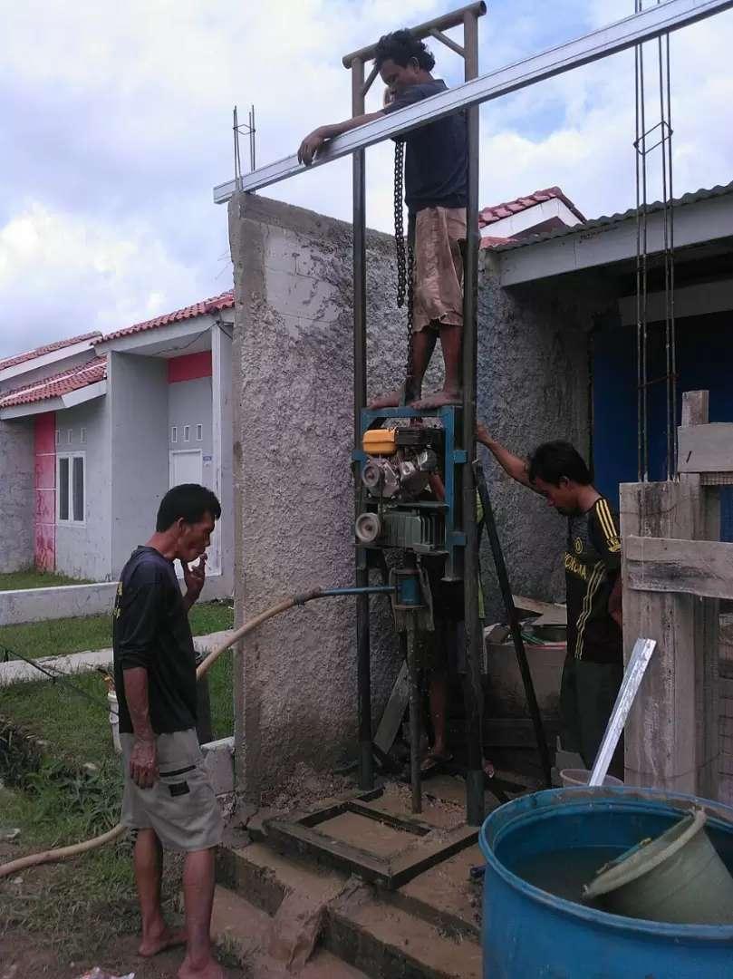 Sumur Bor Jet pump Bekasi Dan Jakarta 0