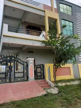 Independent house g+1 o u colony rampally
