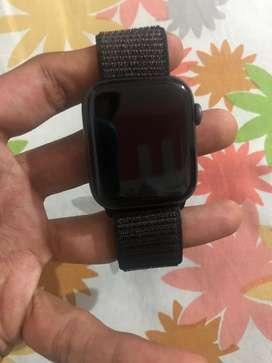 Apple 4 series 44 mm watch gps + cellular