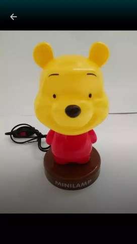 night lamp karakter
