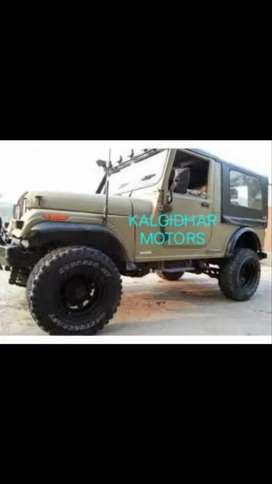 DI MODIFIRD JEEP MAHINDRA