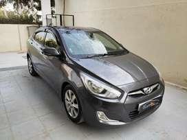 Hyundai Verna Fluidic 1.6 CRDi SX Opt Automatic, 2013, Diesel