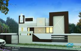 Villa for sale at KNG Pudur