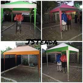Tenda Gazebo Lipat dan Bongkar Pasang