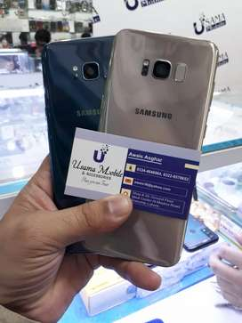 Samsung Galaxy S8 S8plus duos fd fresh stock Pta approved