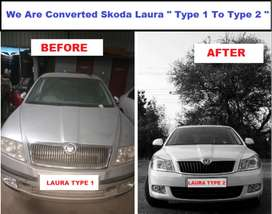 """We are Converted Skoda Laura """"Type1 to Type2"""""""