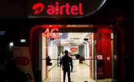 AIRTEL process hiring for KYC/ Back Office/Data Entry/ CCE / BPO