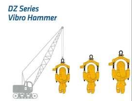 Vibro Hammer Murah DZ Series untuk tiang pancang di Ambon Maluku